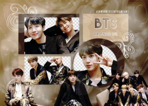 PNG Pack|BTS #12 (Happy Chuseok) by jeongukiss