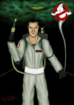 Ghostbuster Willis by designingdisasters