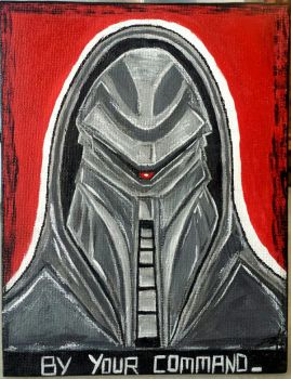 Battlestar Galactica: Cylon Centurion Traditional by BazSg