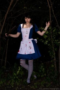 American McGee's Alice Cosplay by HaleyHelloKitty