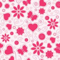 Vector-Love-Pattern-Background by vectorbackgrounds