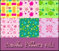 Cimoetz's pattern vol.1 by Cimoetz