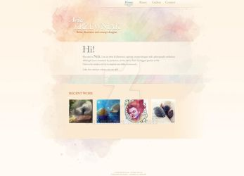 Personal website by NelEilis
