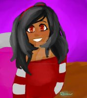 Aphmau by ReulletHollow