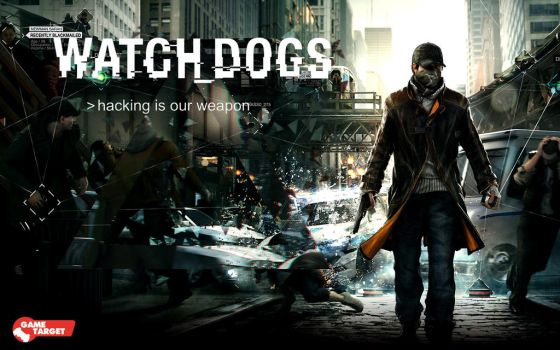 GameTargetWatch_DogsWallpaper by Wyst1