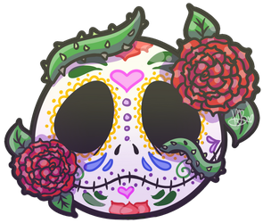 DSNY | Sugar Skull Jack (+SP) by MynnuB