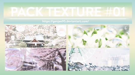 PACK TEXTURE #01 by Genjee95
