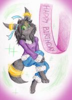 Dusky B-Day 2016 by Thwill