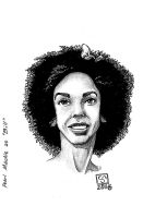 Pearl Mackie as Bill by The-Tinidril