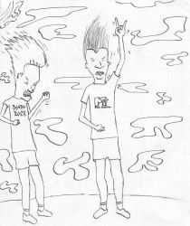 -Beavis and Butthead- by Beavis-and-Butthead