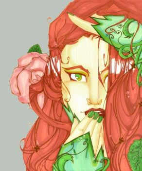 Poison Ivy Reposted by carleigh