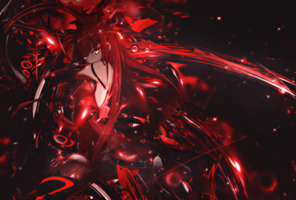 Elesis - Red Haired Knight by JErurus