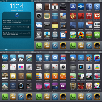 iPhone - 9.03.2009 by A4style