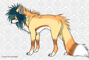 Scene Wolf Auction 2 -STARTING AT 10 PTS- by Twine-Adopts