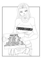 Commission Advert Inked by shyft9