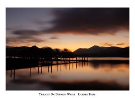 Twlight On Derwent Water by richsabre