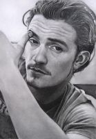 Orlando Bloom by ekota21