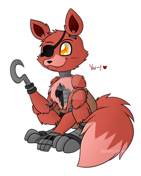 FNaF: Foxy~! by Beckitty