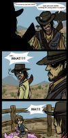 Trash-Talking Marston by Hootsweets