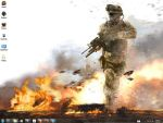 Call Of Duty 6 windows 7 theme by yonited