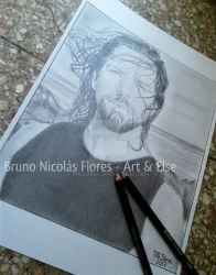 Eddie Vedder by BNFlores