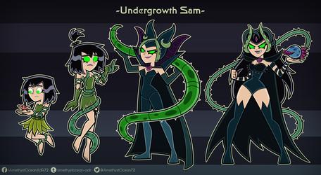 Undergrowth Sam by Amethyst-Ocean