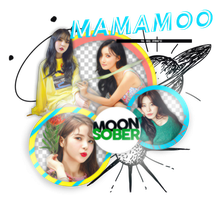 MAMAMOO (SEASON's GREETING)-PNGPACK#2 by MoonSober