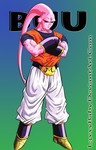 Super Buuhan --Request-- by l3xxybaby