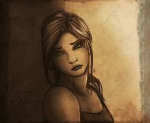 #9 Sadness in your eyes by Thyria