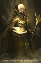 CM: The ArchLich by shizen1102