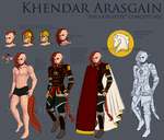 Khendar Reference Update by StarkindlerStudio