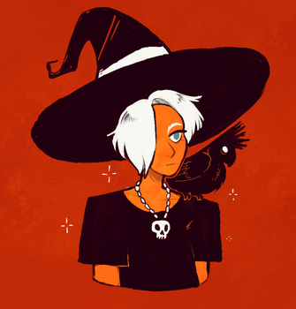 Witchy by Sutexii