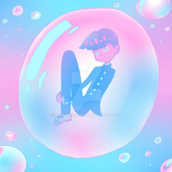 Bubbles by FrenchFryChild