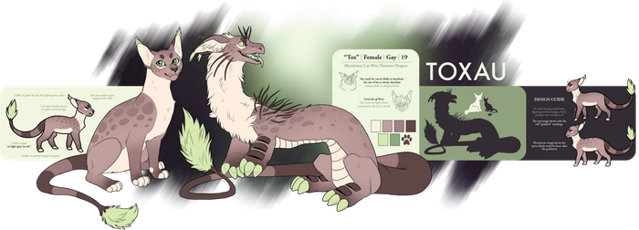Toxau Reference by Hoxau