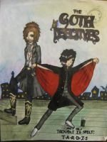 The Goth Detectives by Trollki