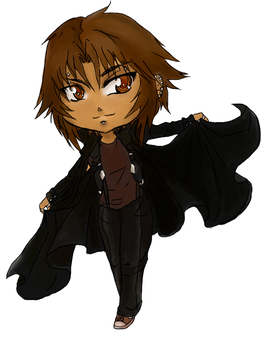 CS_Monsieur Rafael Edell Schnell Chibi by MadamNada