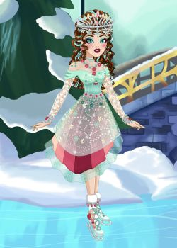Fay Fairest on Ice by Jade-the-Tiger