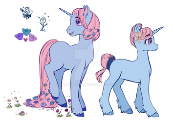 Mother Flower by Shadowstar
