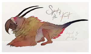 spirit of the forest - auction (closed) by parrotte