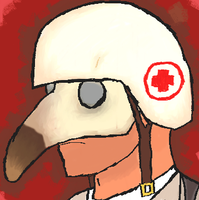 Medic Icon by DrakusDarkwind