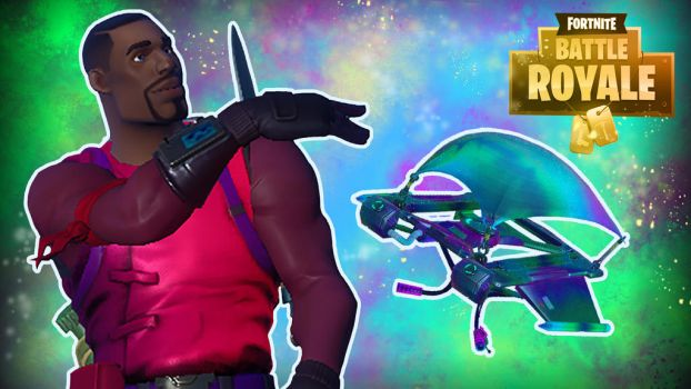 Fortnite BR Brush it out by LordMaru4U