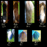 Yarn Tail Premades FOR SALE by GuardiansWish