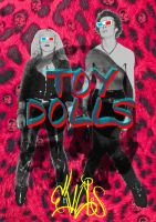 Toy Dolls by Evlisking