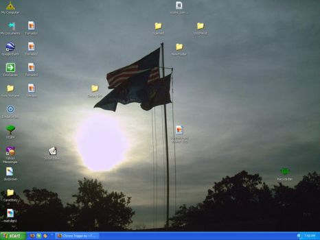 Flag Desktop by TurtleGuy
