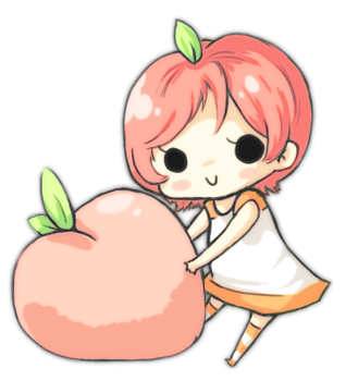 Peaches by Kyo-Chii