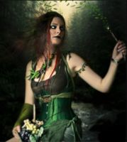 Dryad by realdarkwave