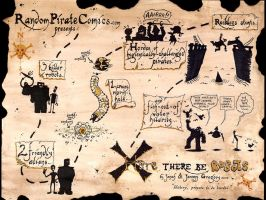 Treasure Map - Promo Poster by driver16