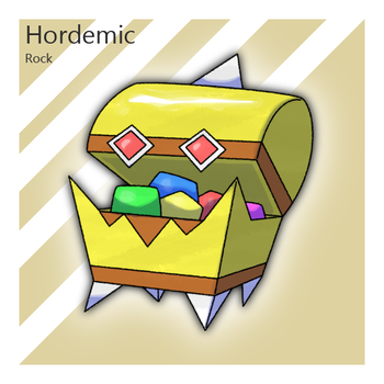Hordemic by Tsunfished