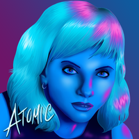 Atomic by Miltonholmes