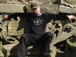 Me at Castle Party 2008 by bartoszf